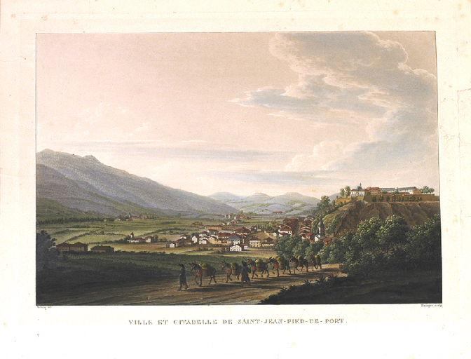 Ville et citadelle de Saint-Jean-Pied-de-Port_0