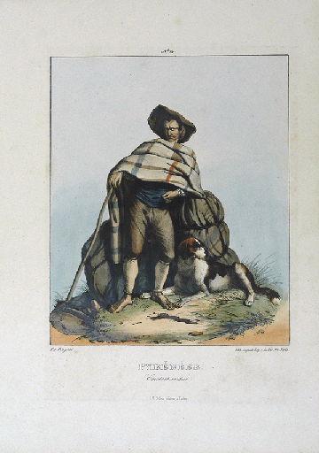 Pyrénées, contrebandier_0