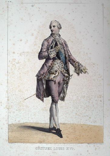 Costume Louis XVI (1774)_0