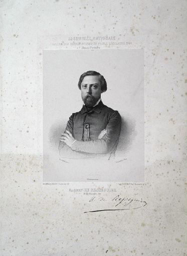 Portrait de Albert de Rességuier_0
