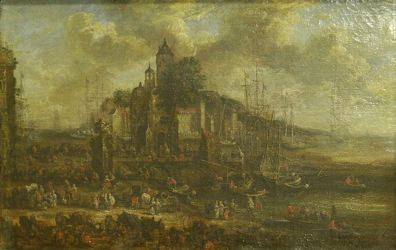 Port de mer_0