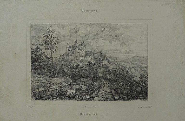 Château de Pau_0
