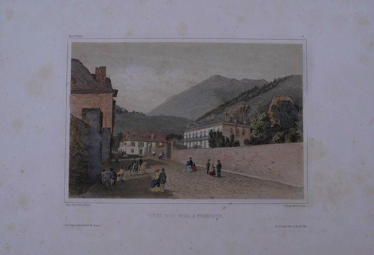 Hôtel de la poste à Pierrefitte_0
