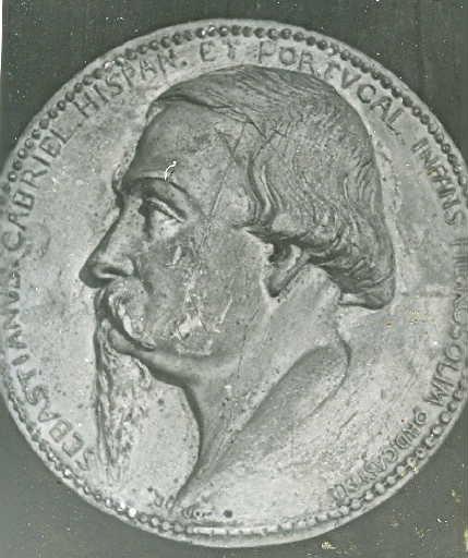Don Sébastien de Bourbon, infant d'Espagne_0
