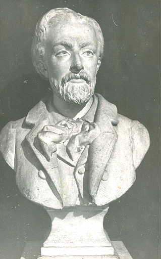 Buste d'Alfred de Musset