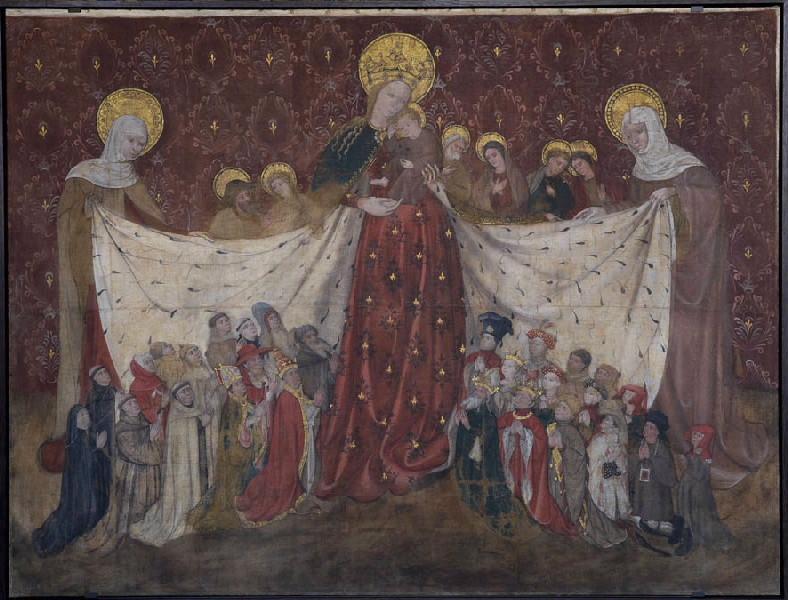 La Vierge au manteau ; La Vierge protectrice_0