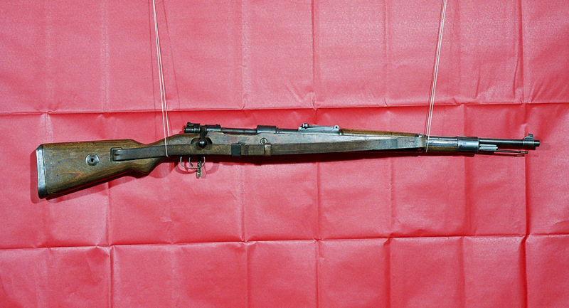 MAUSER (manufacture) : carabine
