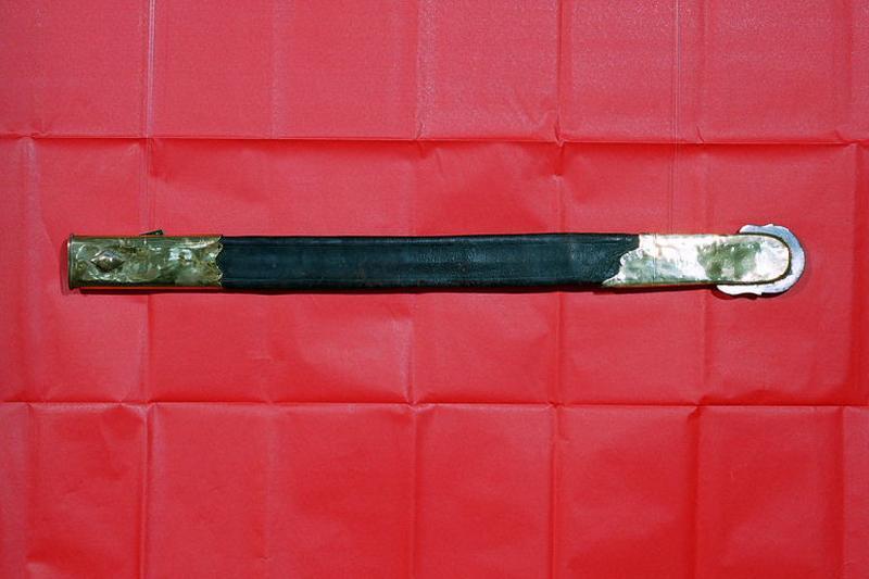 manufacture indéterminée (manufacture) : fourreau (élément), sabre