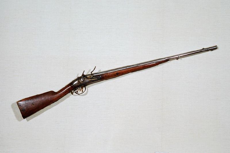 manufacture indéterminée (manufacture) : fusil