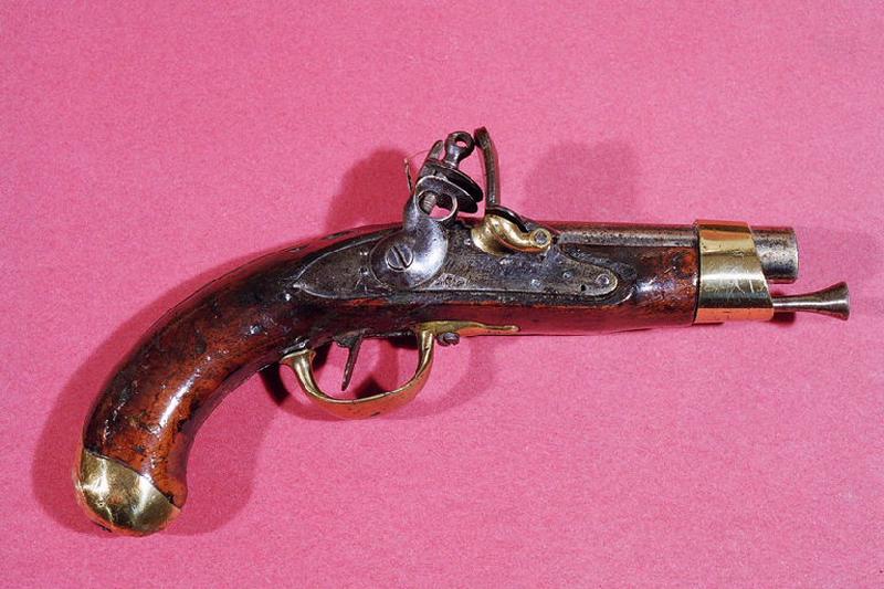 manufacture de Charleville (manufacture) : pistolet