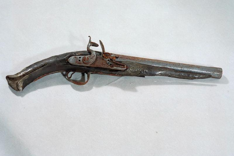 Pistolet à silex_0