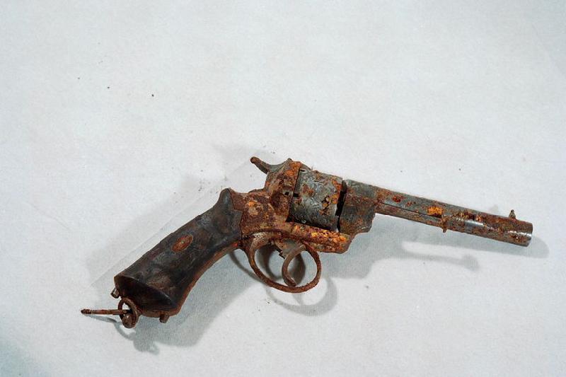 LE FAUCHEUX C (fabrique) : revolver (à barillet)