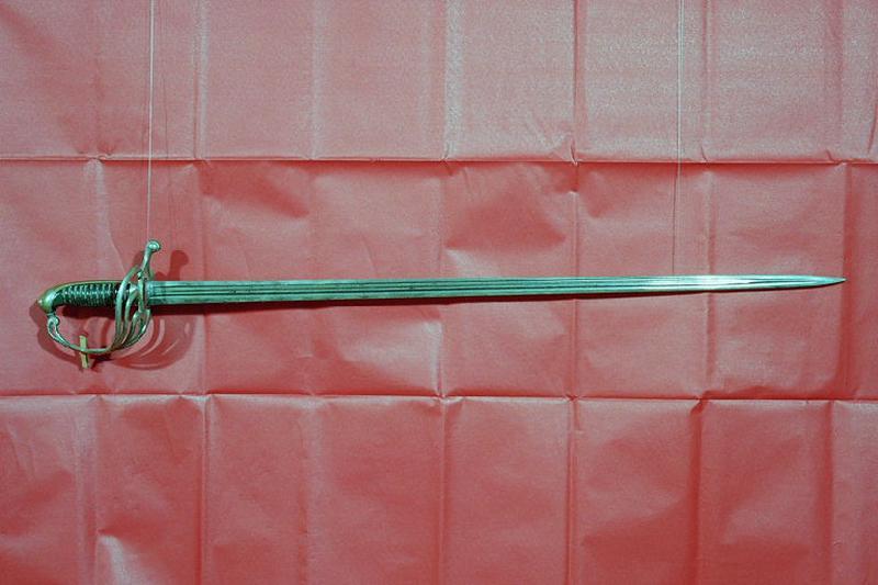 sabre (modèle 1882)