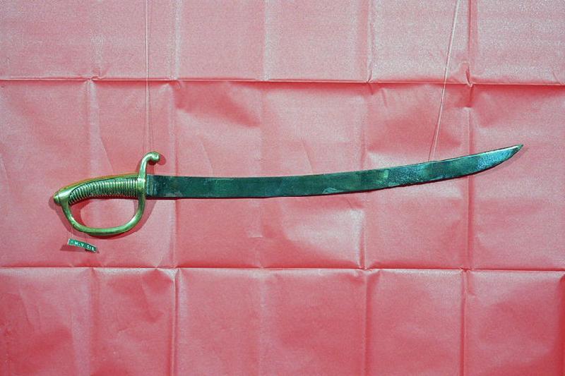 manufacture de Klingenthal (manufacture) : sabre