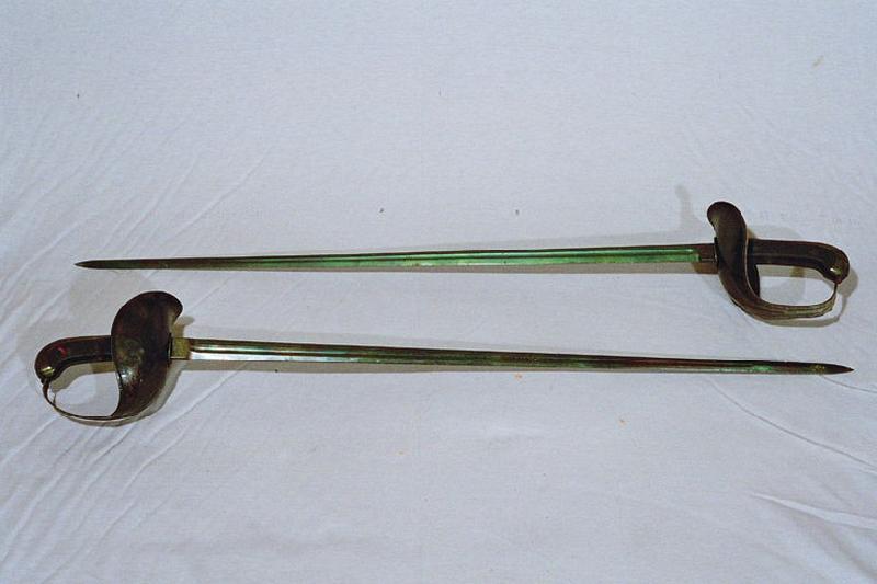 manufacture indéterminée (manufacture) : sabre