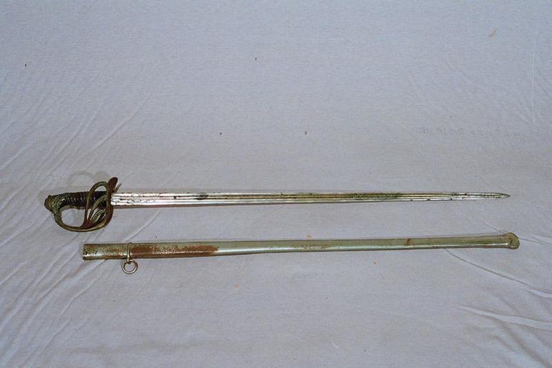 manufacture d'armes de Châtellerault (manufacture) : sabre