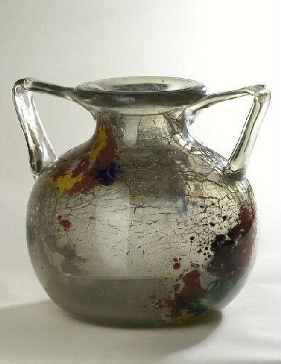 NOVERDY Jean (verrier) : vase