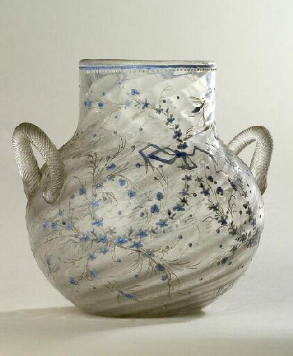 GALLE Emile (verrier) : vase