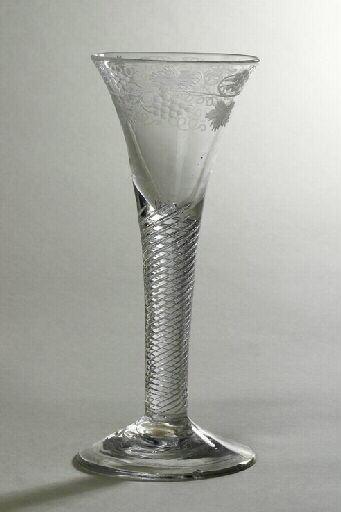 anonyme (verrier) : verre, élément