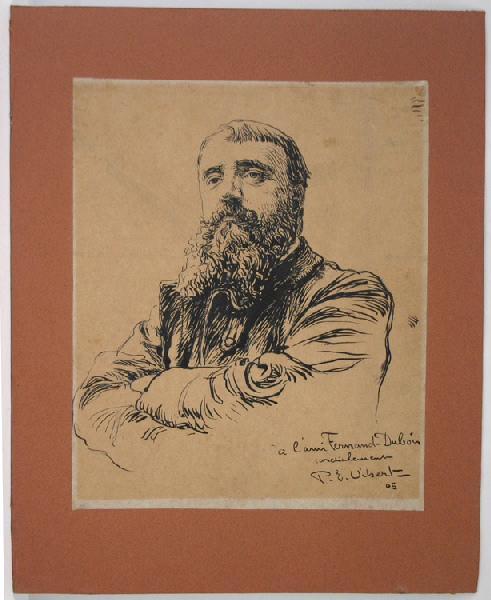Portrait d'Emile Fernand-Dubois_0
