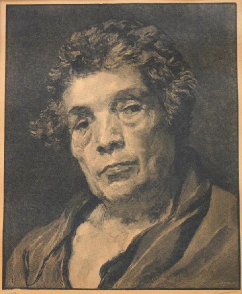 Esope (d'après Vélasquez)