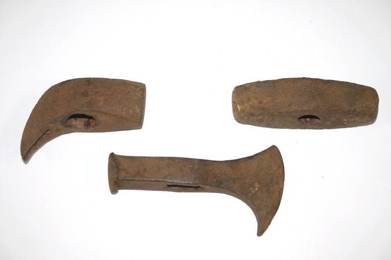 anonyme : marteau, fer