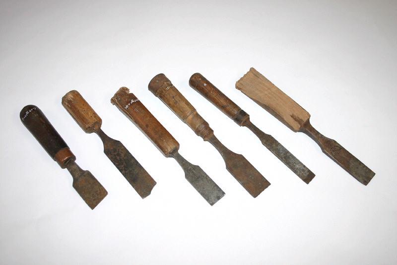 anonyme : ciseau à bois