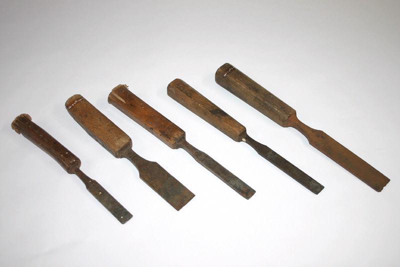 SOMBORN (manufacture) : ciseau à bois