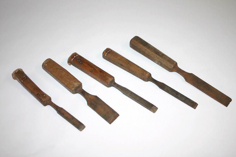 PEUGEOT Frères (fabricant) : ciseau à bois