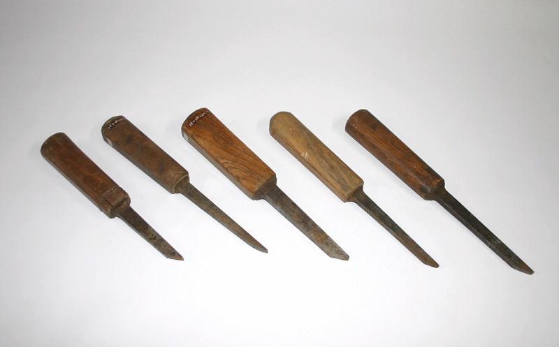 PEUGEOT Frères (fabricant) : ciseau à bois, bédane
