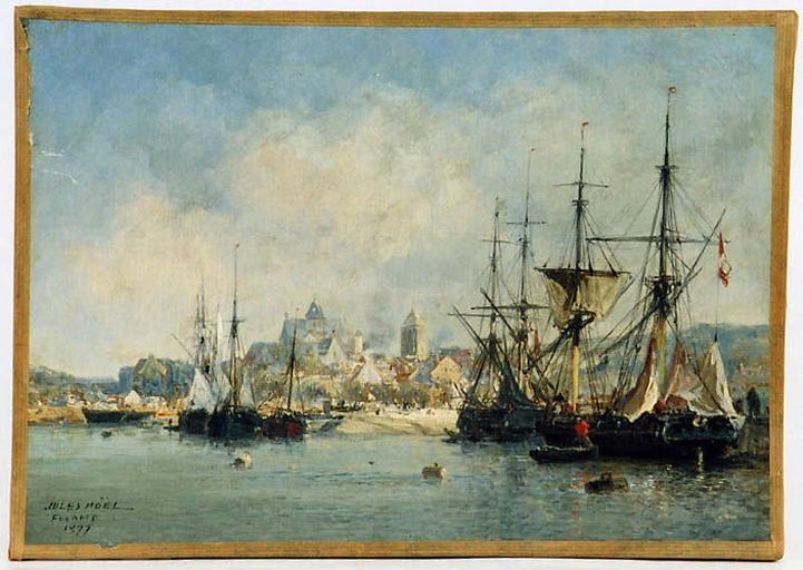 Le port de Fécamp_0