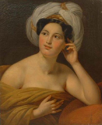 Femme au turban_0