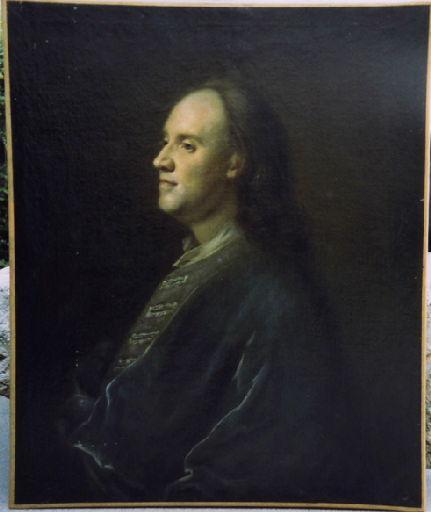 Portrait d'homme ; Portrait de William Hogarth (?)_0