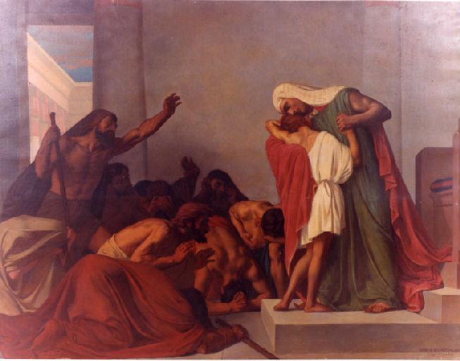 Joseph reconnu par ses frères_0