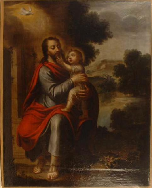 Saint Joseph et l'Enfant Jésus_0