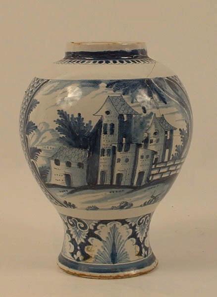 manufacture indéterminée : vase