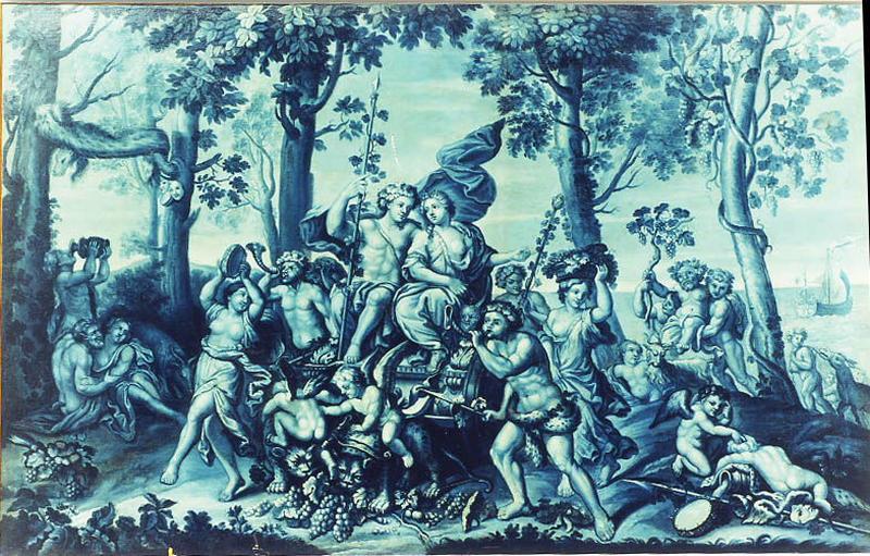 Bacchanale ; Le Triomphe de Bacchus (autre titre)_0