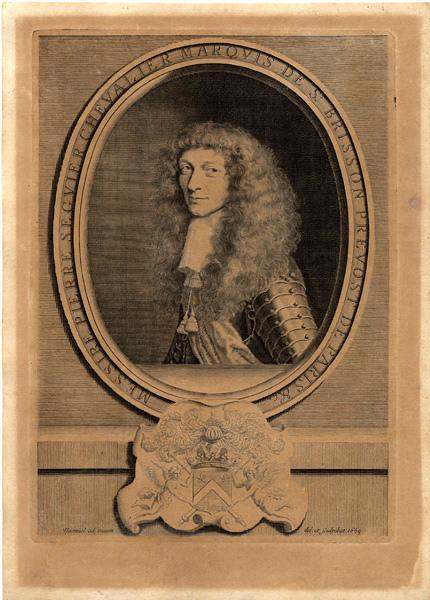 Pierre Séguier Marquis de St Brisson_0