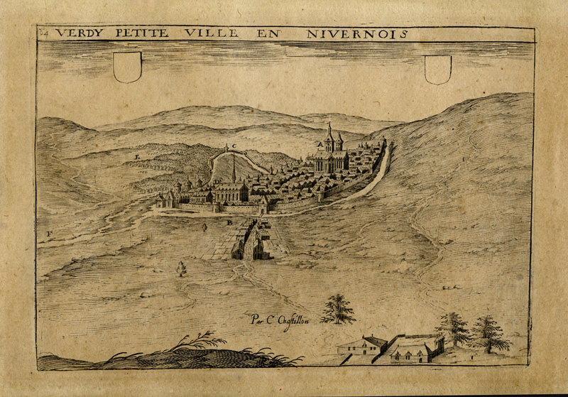 Verdy petite ville en Nivernois_0