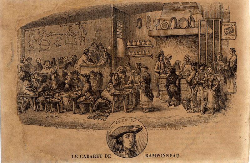 Le Cabaret Ramponneau