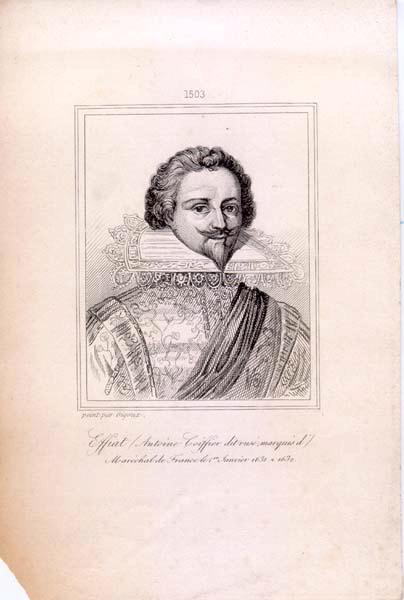 Antoine Coiffier, Marquis d'Effiat_0