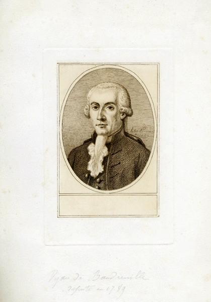 Pierre Gabriel Vyau de Baudreuille