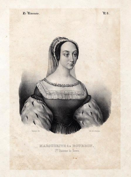 Marguerite de Bourbon Duchesse de Nevers_0