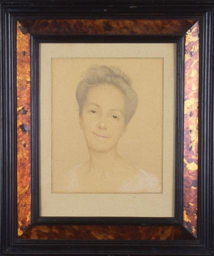 Portrait de Madame Chevalier_0