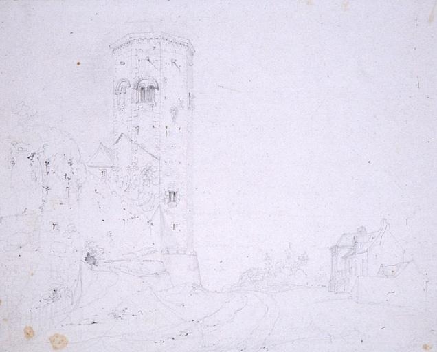 La Tour des Ursulines à Autun