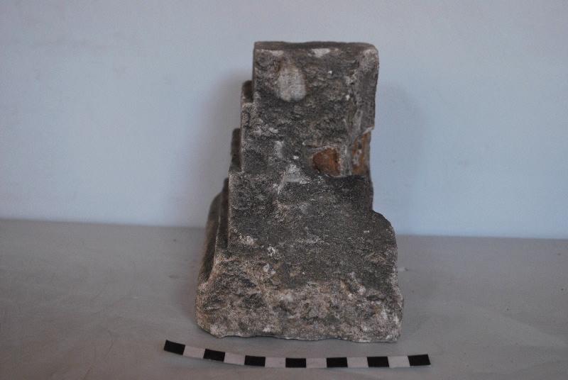anonyme (artisan) : corniche, fragment