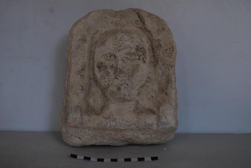 Stèle au buste masculin_0