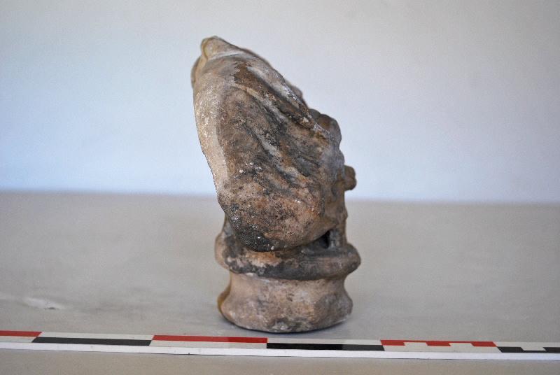 statuette, buste, fragment : Buste