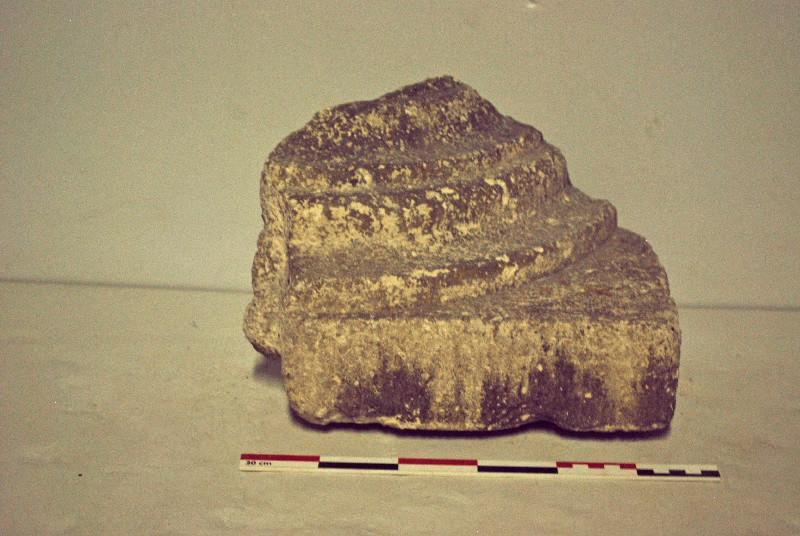 élément d'architecture, fragment
