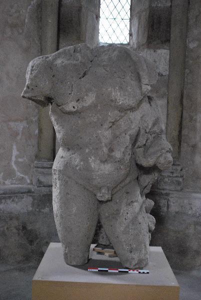 anonyme (sculpteur) : Mercure